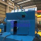 A máquina hidráulica da sucata recicl o compressor