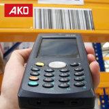 L'OEM reçoivent la coutume possèdent des étiquettes du papier thermosensible 2 de logo par étiquettes d'expédition de feuille