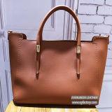 Sacchetti di Tote d'acquisto delle signore semplici della borsa delle borse di prezzi all'ingrosso Sh370