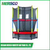 4.5FT kids juguetes Mini Indoor Fitness pequeña Bungee Jumping trampolín