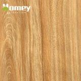 Accueillant le bois blanc de gros grains 2mm d'épaisseur des revêtements de sol en vinyle PVC