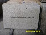 De natuurlijke G682 Nevelige Gele Plak van het Graniet voor de Tegels van de Vloer &Wall