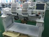 Автоматическое управление 2 вышивкой машины для Snapbackhat головки блока цилиндров и плоские футбол рубашки в Эквадоре