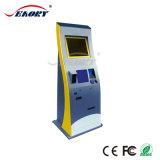 Touchscreen van de douane de Interactieve Kiosk van het Ontwerp van de Machine van de Druk van het Ontvangstbewijs 2018 Slanke