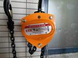 Type de Hsc d'approvisionnement - élévateur à chaînes de 2 tonnes avec le prix favorable