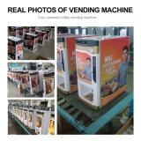 Preço com pó instantâneo máquina de venda automática de café quente F303V