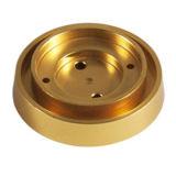 Usinagem CNC base de bronze metálica C3602 Acessório de Equipamentos de Hardware