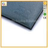 Servizio di stampa di cuoio del taccuino di affari dell'unità di elaborazione (OEM-GL013)