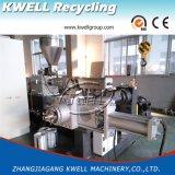 PVC réutilisant le pelletiseur, extrusion en plastique de Granuel faisant la machine pour le PVC