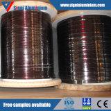 Покрынный эмалью провод замотки тонкия угольника алюминиевый для трансформатора