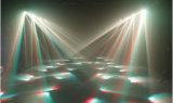 6X15w 4en1 LED de Osram RGBW Haz Diamante moviendo la cabeza