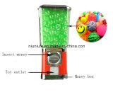 장난감 캡슐 자동 판매기 대를 가진 쾌활한 공 자동 판매기