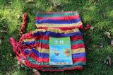 Hamaca que acampa que hace pivotar colgante al aire libre modificada para requisitos particulares de la insignia