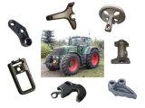 鋳造の中国OEMによってカスタマイズされる農業の機械装置部品
