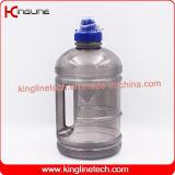 La vente en gros en plastique BPA de lancement de l'eau de Petg 1.89L libèrent avec le traitement, avec le chapeau de sport (KL-8003B)