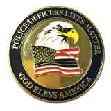 Facotry Hersteller-kundenspezifisches Metallmessingmünzen-Stern