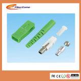 Connecteur optique de la fibre optique Sm/mm pour FTTH