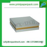 Caja de embalaje de la cartulina rígida para el regalo que empaqueta con impreso