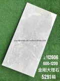 Het Porselein Foshan van het Bouwmateriaal poetste Marmer op kijkt Troep Verglaasde Marmeren Tegel Jing