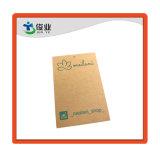 Diseño de varios Tag/hecho personalizado papel cuelgue la etiqueta de papel Kraft