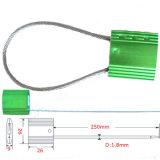 Verrou de câble de haute sécurité à usage unique contenant les joints de balise chaîne (DK-315)