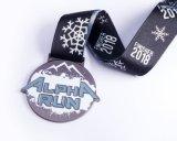 L'émail doux souvenirs de métal de la race des médaillons de Sport de la médaille de métal