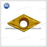 Qualitäts-Hartmetall indexierbare CNC-dreheneinlage von Dongguan China