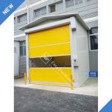 Chuveiro de ar automático das portas