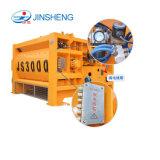 De concrete Concrete Mixer van de Mixer Js3000 van het Cement Auto voor de Concrete het Groeperen Hete Verkoop van de Installatie