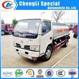 Dongfeng 5m3 en acier au carbone du réservoir de carburant/huile pour la vente de camions de livraison
