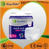 Удобные брюки для взрослых Diaper, потяните вверх Diaper для взрослых