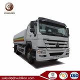 Fabrication chinois Sinotruk HOWO 20, 000 litres 20m3 3 de l'eau de l'essieu Brower chariot pour l'eau sprinkleur et de transport