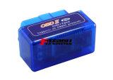 OBD-IIの問題コード読取装置車の診察道具のBluetoothの青