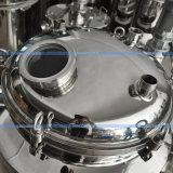 冷却のジャケットが付いているステンレス鋼の生物反応炉の実験室の発酵槽タンク