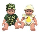 Comercio al por mayor nueva llegada Baby Doll Play de vinilo suave de juguetes para niños