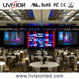 Corporate EventsのためのP3.9 Indoor LED Display Screen Video Wall