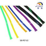 Sunbow多彩なULポリエステル拡張可能スリーブを付けるケーブルの袖