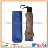 Progettare l'ombrello per il cliente aperto di golf dell'automobile antivento promozionale