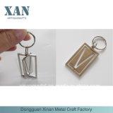 生産亜鉛合金の金属のKeychainの記念品