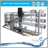 12000L/H SYSTÈME RO d'Osmose Inverse l'usine de traitement de l'eau avec un prétraitement