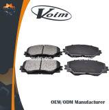 自動車の付属品のよい価格のディスクブレーキはトヨタのための04465-02220にパッドを入れる