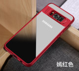 Ultrafino Teléfono transparente de silicio caso para el Samsung S7/Edge