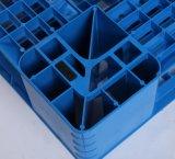 Uma vez usar exportando barato em paletes de plástico