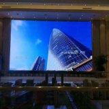 Indoor P2.5 P3 P4 P5 P6mm pleine carte d'affichage LED de couleur de la publicité