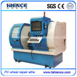 De goedkope Draaibank van de Machine van het Wiel van de Legering van het Type van PC met Hoogtepunt sluit Awr2840PC in