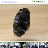 Части изготовленный на заказ металла поворачивая с подвергать механической обработке CNC