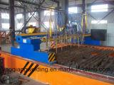 Kohlenstoffstahl verwendete CNC-Streifen-Ausschnitt-Maschine
