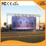Affichage numérique extérieur polychrome portatif de P4.81 DEL Avec la bonne qualité