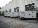 125kVA Deutz 옥외 사용을%s 침묵하는 디젤 엔진 발전기