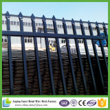 Cerca revestida del acoplamiento de alambre del PVC (fábrica)